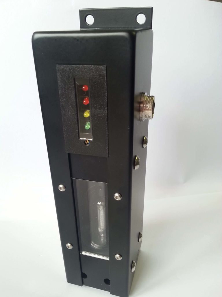 Pure air monitor