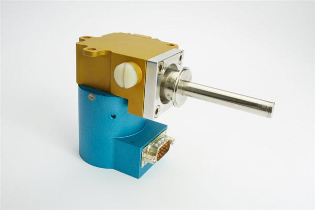 Stirling rotary type Cryocooler