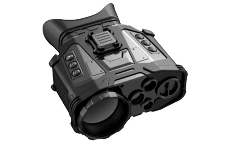 handheld camera with cooler