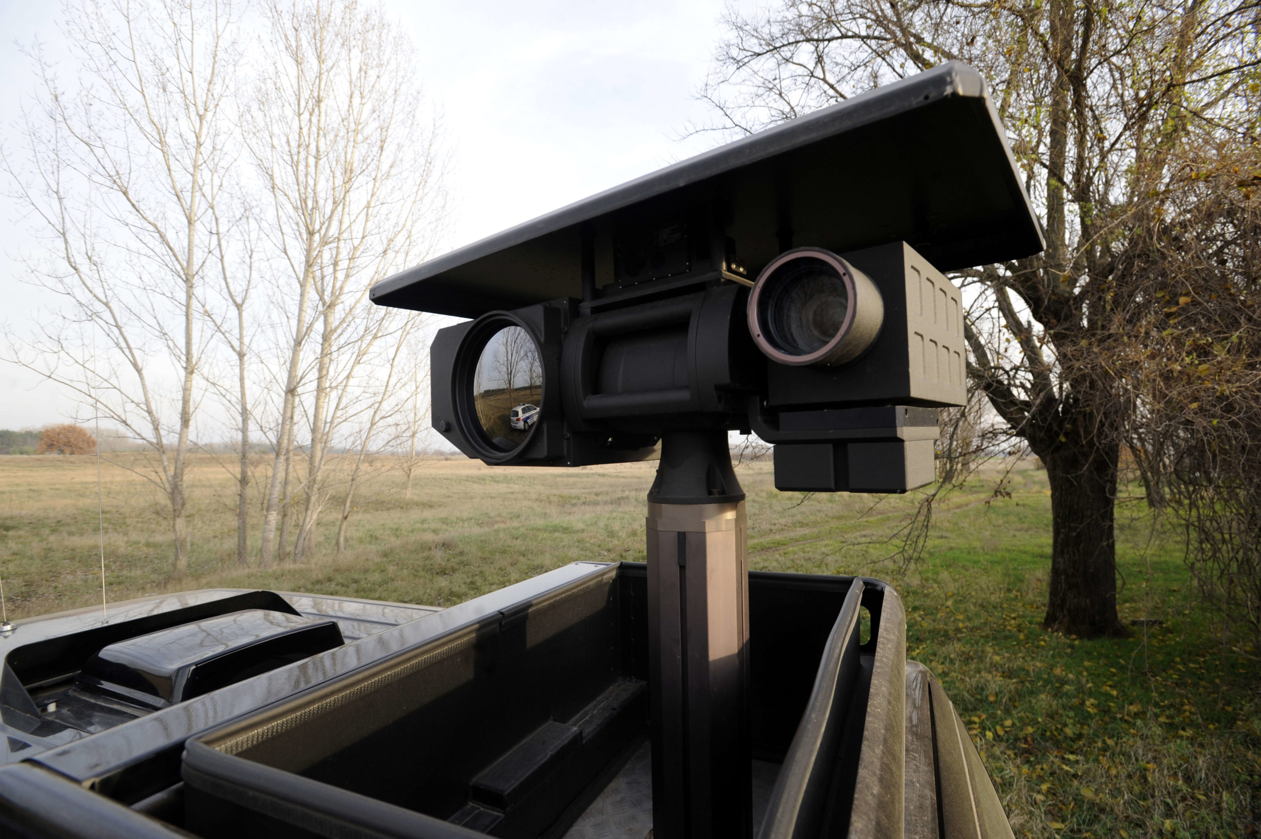 Night vision camera